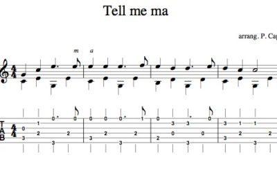 Tell Me Ma
