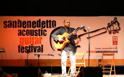 San Benedetto Acoustic Guitar Festival